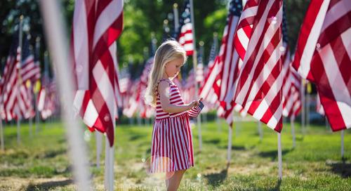 A Prayer for Memorial Day