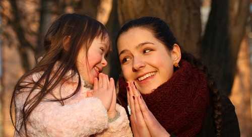 Teaching the Faith to Children With Down Syndrome