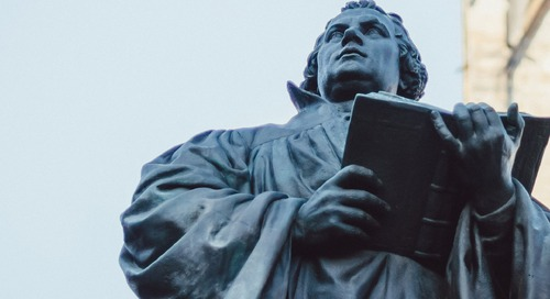 Defending the Faith: Martin Luther Holds True to His Theses
