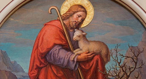 Psalm 23: Christ Is Our Shepherd