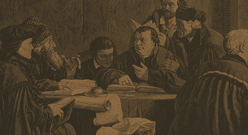 Celebrating the Augsburg Confession