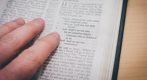Luther's Catechism Series: The Second Petition of the Lord's Prayer