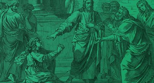 Digging Deeper into Scripture: Matthew 15:21–28