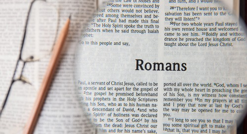 Digging Deeper into Scripture: Romans 13:1–10