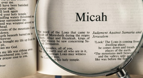 The Integrity and Authenticity of the Book of Micah