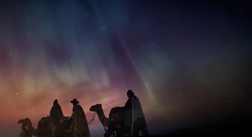 The Gathering Light of Epiphany