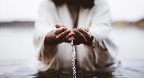 God's Presence in Baptism and Communion