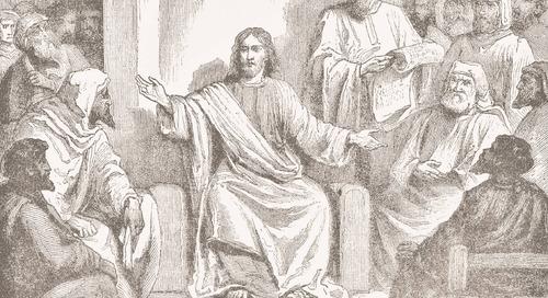 Digging Deeper into Scripture: Mark 7
