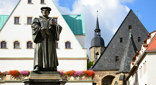 The Lutheran Legacy of Resistance