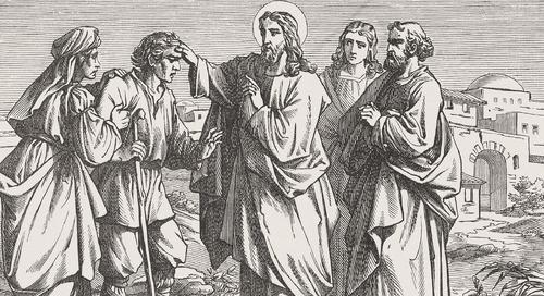 Digging Deeper into Scripture: Mark 10:46–52