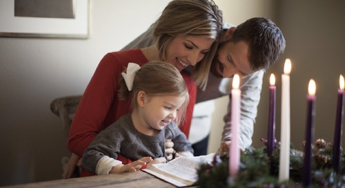 Activities for Teaching Advent Hymns to Children
