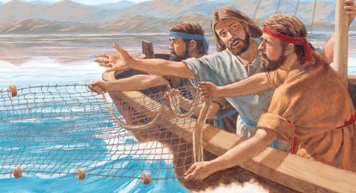 Teaching the Twelve Apostles: Peter