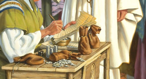 Teaching the Twelve Apostles: Matthew