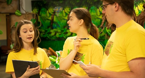 Communicating Your VBS Plans: Four Easy Steps