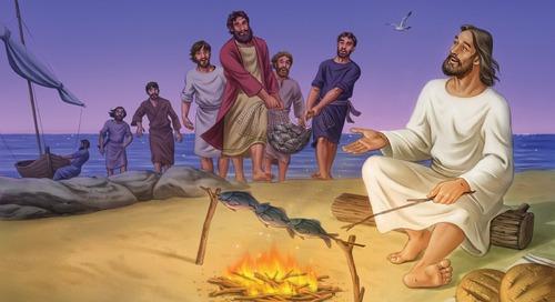 Teaching the Twelve Apostles: James