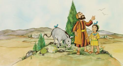Teaching the Twelve Apostles: Bartholomew