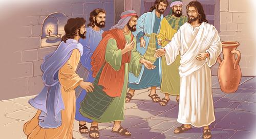 Teaching the Twelve Apostles: Simon the Zealot