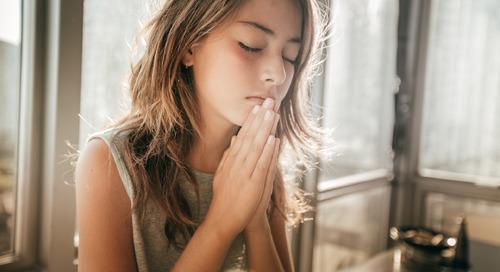 Prayer: Standing before God's Throne on Earth