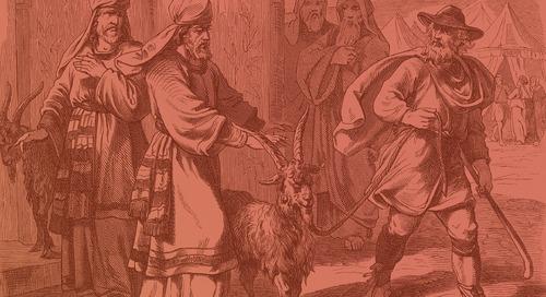 Teaching Jesus in the Old Testament: Leviticus 16
