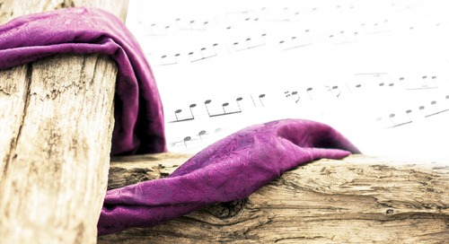 Last-Minute Music Selections for Lent and Easter