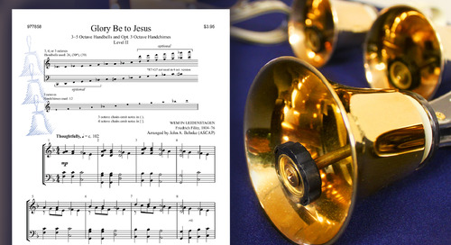Music of the Month: Glory Be to Jesus