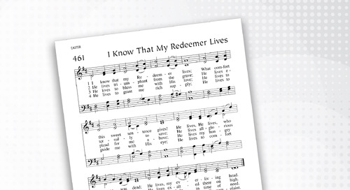 How 6 Popular Lutheran Service Book Hymn Tunes Got Their Names