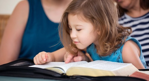 Using a Children's Hymnal at Home, Church, and School