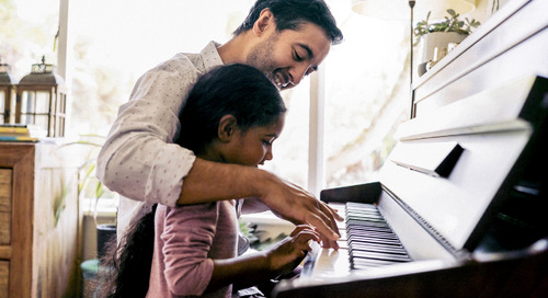 Develop a Music-Making Culture at Home