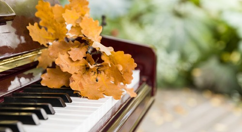 Four Instrumental Pieces for Thanksgiving Worship