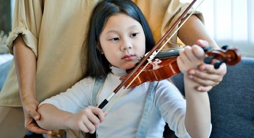 Teach Children to Play Beautiful Music through Stories