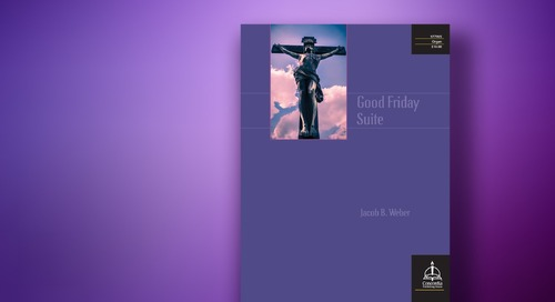 Music of the Month: Good Friday Suite
