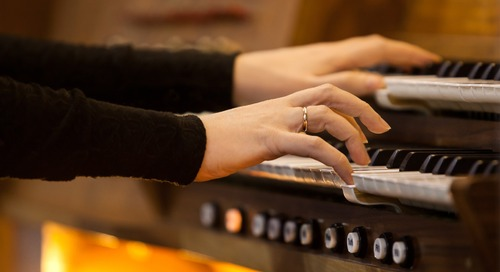 Live Out Your Love for Traditional Church Music
