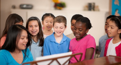 Train Students to Sing Hymns Artfully