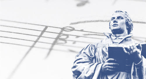 Why Music Is Important in Church According to Luther