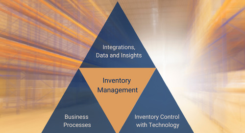 Blog: 3 Ways to Improve Inventory Management in an Unpredictable 2020