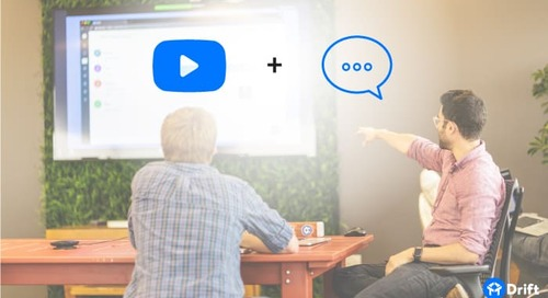 4 Ways to Double Down On Your Conversational Marketing with Video