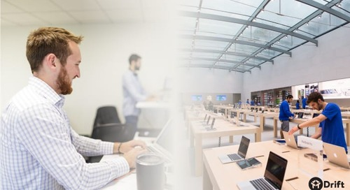 Why the Future of SaaS Sales Will Feel Like the Apple Store