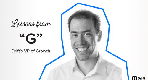 7 Lessons From Our VP of Growth That Will Make You Rethink Sales Email