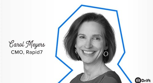 6 Lessons From Carol Meyers That Will Make You a Better Marketer
