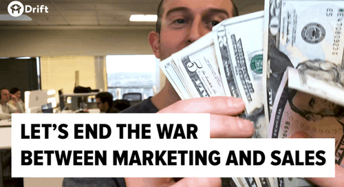 Introducing Revenue Reporting – The Metric That'll End The War Between Your Marketing & Sales Teams