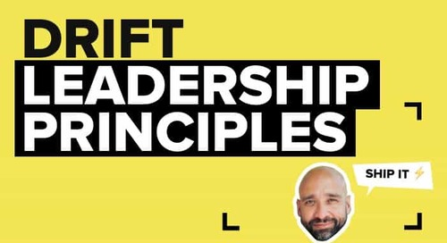 How to Craft Your Company's Leadership Principles and Make Them Real In Your Organization