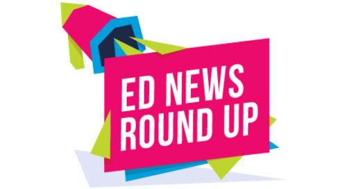 [Weekly EdNews Round Up] Nation's Report Card Out, Math and Reading Scores Drop