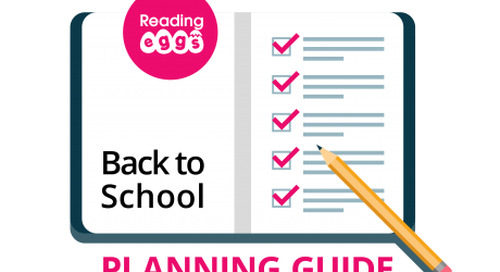 Reading Eggs Back-to-School Planning Guide