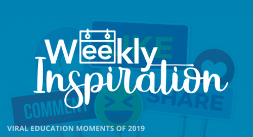 [Weekly Inspiration] 4 Viral Education Moments You Won't Want to Miss