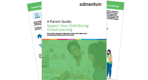 [Resource] A Parent Guide: Support Your Child During Virtual Learning