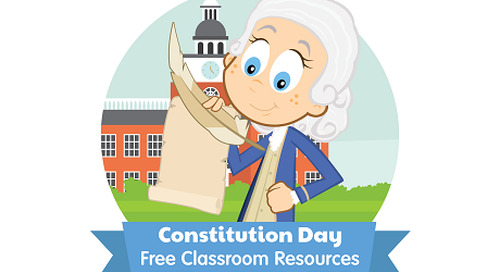Building Classroom Community and Citizenship on Constitution Day: Free Resources!