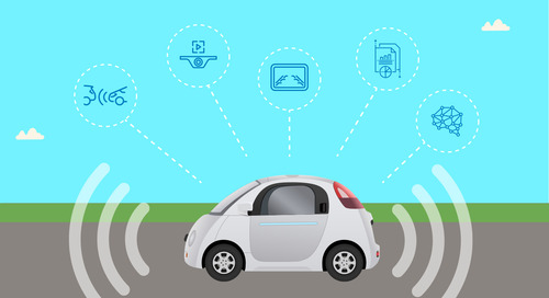 Full Speed Ahead: The Shape of Vehicle Risk in a Driverless World