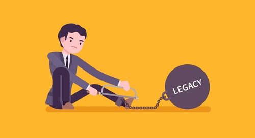 How Legacy Systems are Hindering the Healthcare Insurance Experience