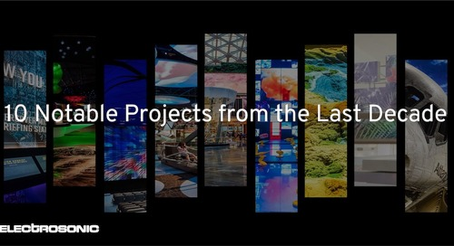 Looking Back - 10 Notable Projects From the Past Decade