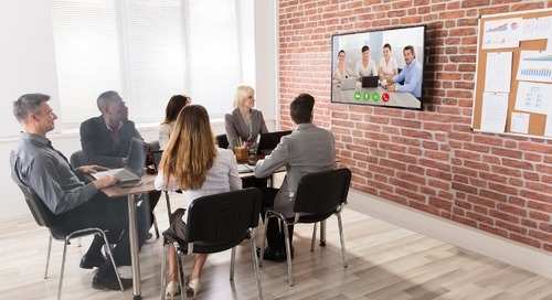 3 Considerations When Choosing a Video Conferencing Solution